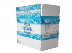 重庆啤酒纸箱-重庆山公主冰纯啤酒