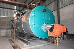 重庆纸箱厂天然气锅炉